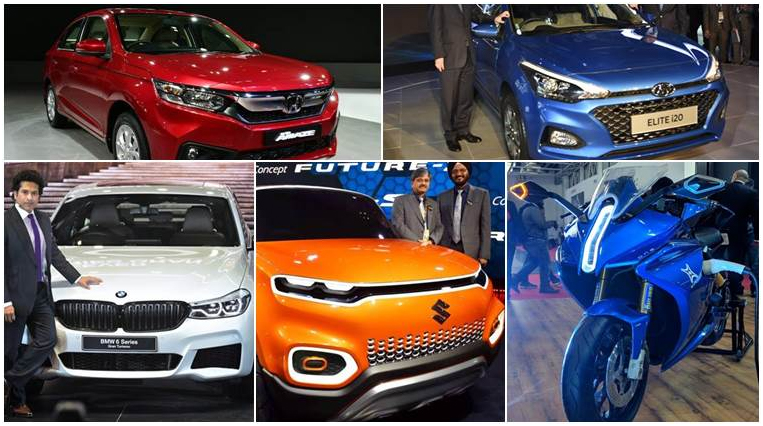 Auto Expo 2018 India highlights